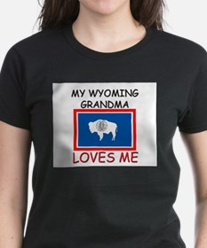 My Wyoming Grandma Loves Me Tee