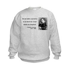 Nietzsche 3 Sweatshirt