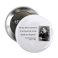 """Nietzsche 3 2.25"""" Button"""
