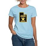 Millard County Sheriff Women's Light T-Shirt