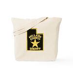 Millard County Sheriff Tote Bag