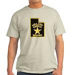 Millard County Sheriff Light T-Shirt