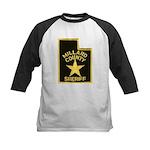 Millard County Sheriff Kids Baseball Jersey