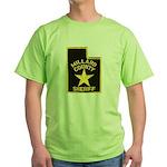 Millard County Sheriff Green T-Shirt