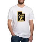 Millard County Sheriff Fitted T-Shirt