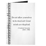 Nietzsche 3 Journal