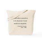 Nietzsche 3 Tote Bag