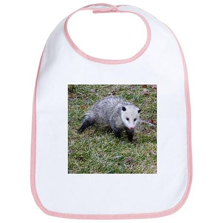 Opossum Bib
