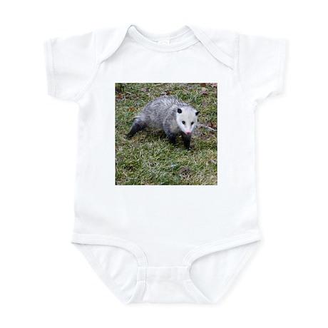 Opossum Infant Bodysuit