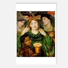 Rossetti Postcards (Package of 8)