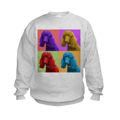 Pop Poodle Kids Sweatshirt