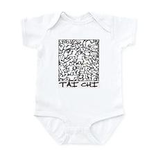 Tai Chi Infant Bodysuit
