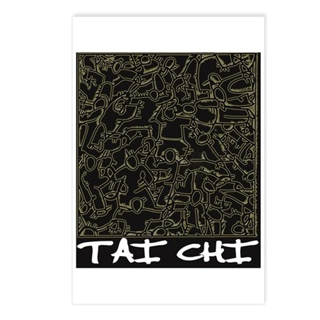 Tai Chi Postcards (Package of 8)