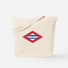Serrano Tote Bag