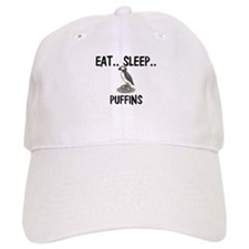 Eat ... Sleep ... PUFFINS Baseball Baseball Cap