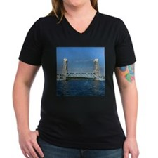 Portage Lake Lift Bridge Shirt