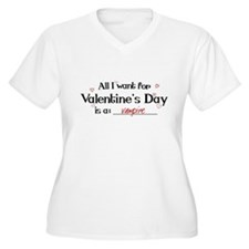 vd1_12_12 Plus Size T-Shirt