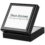 Team Emmett Keepsake Box