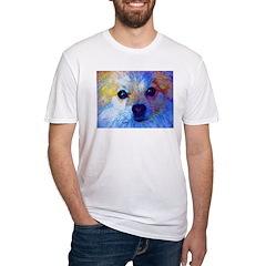 Close up Pomeranian Shirt