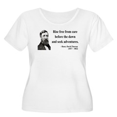 Henry David Thoreau 33 T-Shirt