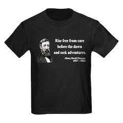 Henry David Thoreau 33 T