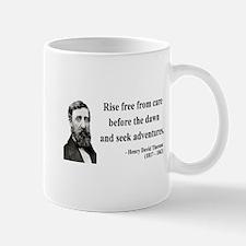 Henry David Thoreau 33 Mug