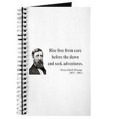 Henry David Thoreau 33 Journal