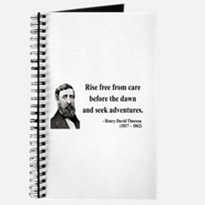 Henry David Thoreau 33 Journal