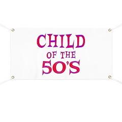 50's Banner