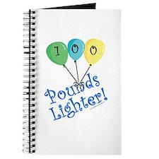 100 Pounds Lighter Journal