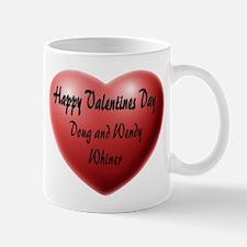 Whiners Valentine Mug