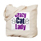 Cat lover Canvas Totes