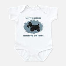 SCOTTISH TERRIER LITTLE DOG - Infant Bodysuit