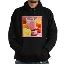 Bitter Candy Hearts Hoodie