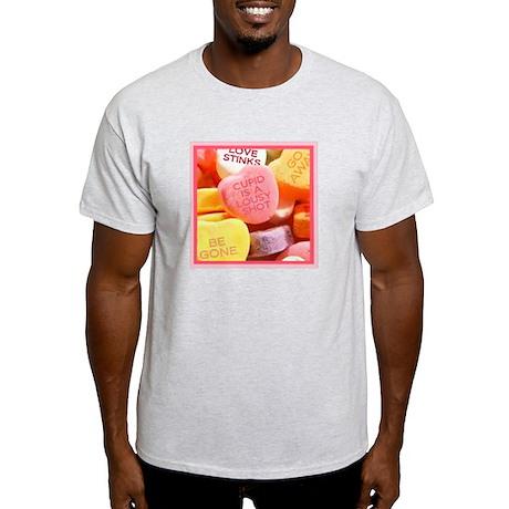 Bitter Candy Hearts Light T-Shirt
