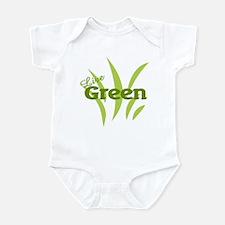 Live Green Infant Bodysuit