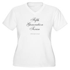 Women's Plus Size Texas T-Shirt