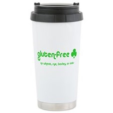 Gluten-Free (Club) No Wheat Rye Barley Travel Mug