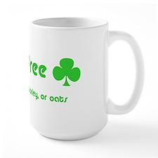 gluten-free (club) no wheat r Mug