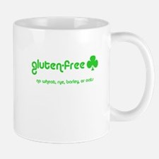 gluten-free (club) no wheat r Mug