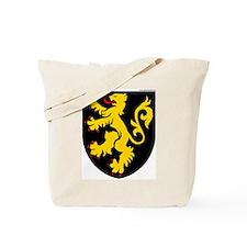 Belgium: Heraldic Tote Bag