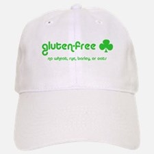 gluten-free (club) no wheat r Baseball Baseball Cap