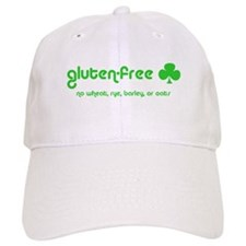 gluten-free (club) no wheat r Baseball Cap