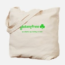 gluten-free (club) no wheat r Tote Bag