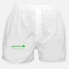 gluten-free (club) no wheat r Boxer Shorts