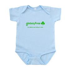 gluten-free (club) no wheat r Infant Bodysuit