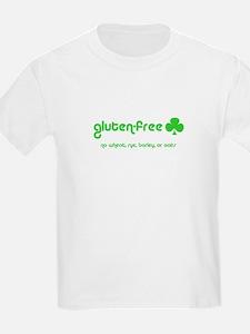 gluten-free (club) no wheat r T-Shirt