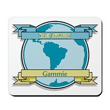 World Champion Gammie Mousepad