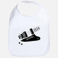 Air Guitar (right handed) Bib