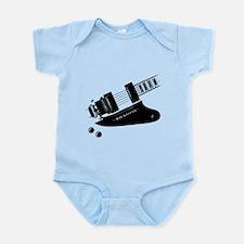 Air Guitar (right handed) Infant Bodysuit